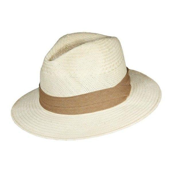 Scala Fancy Toyo Safari Hat (3.305 RUB) ❤ liked on Polyvore featuring accessories, hats, swimwear, beach hat, dressy hats, tassel hat, scala hats and safari hat