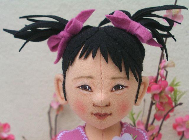 asian girl: cherry blossom   Flickr: partage de photos!