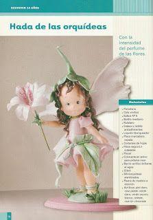 PORCELANA FRIA Trynys design: Paso a paso Modelado muñeca en porcelana fria 02