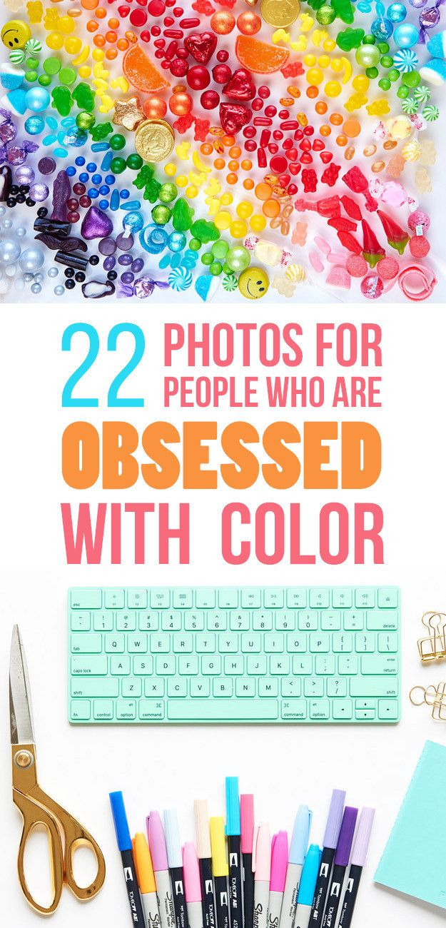 New colour me beautiful book 2016 - 22 Things That Will Speak To People Who Love Color