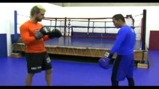 Short vs Tall: How to counter reach and height advantages for MMA and Muay Thai Training, via YouTube.