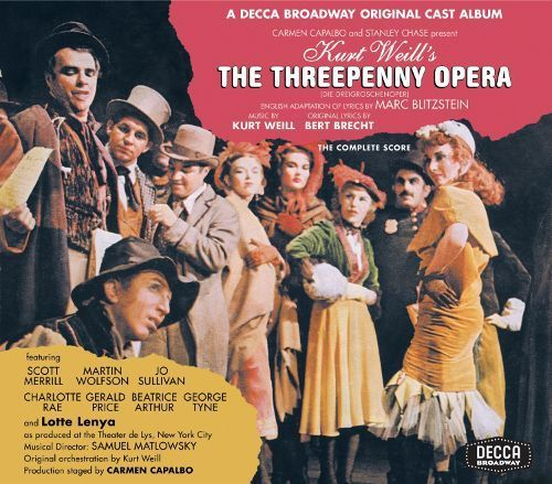 The Threepenny Opera [Digital Download]