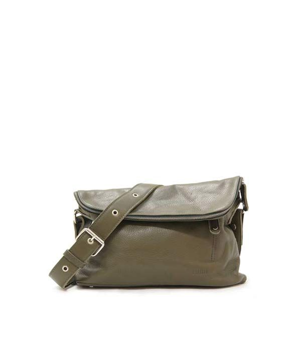 Tomi Small Messenger Bag Bronze SS15 | Lumi Accessories  www.shoplumi.com