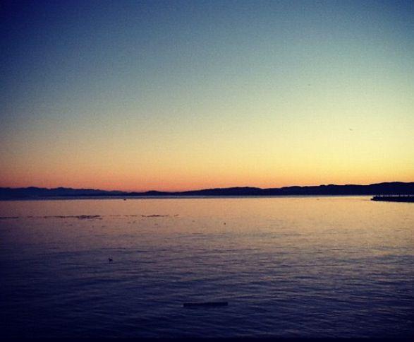 Ocean view. Victoria BC