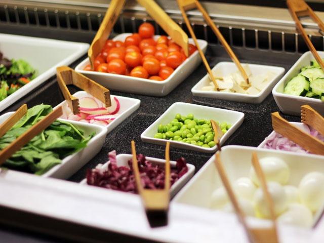 15 Best Salad Bars Images On Pinterest Food Ideas Salads And