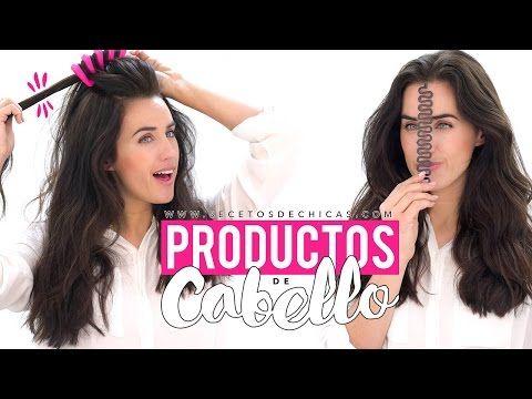 1) probando productos raros de cabello para hacer peinados | patry