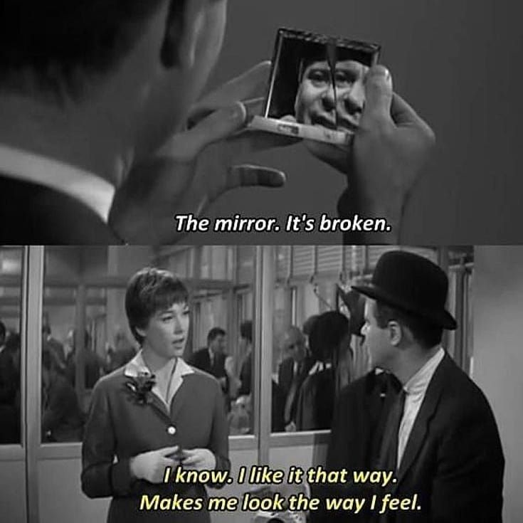 Magic Movie On Instagram The Apartment 1960 Directed By Billy Wilder Shirleymaclaine Jac Old Movie Quotes Movie Quotes Funny Classic Movie Quotes