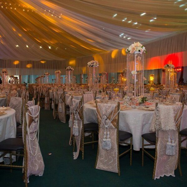 58 best nigerian wedding stages images on pinterest nigerian nigerian wedding gorgeous chair covers by blue velvet marquee nigerian wedding nigerian wedding junglespirit Images
