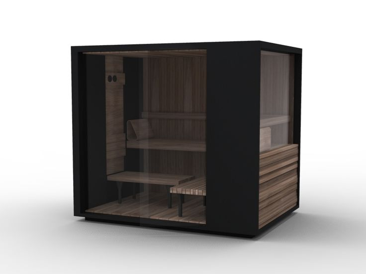 Sauna finlandese made in Italy