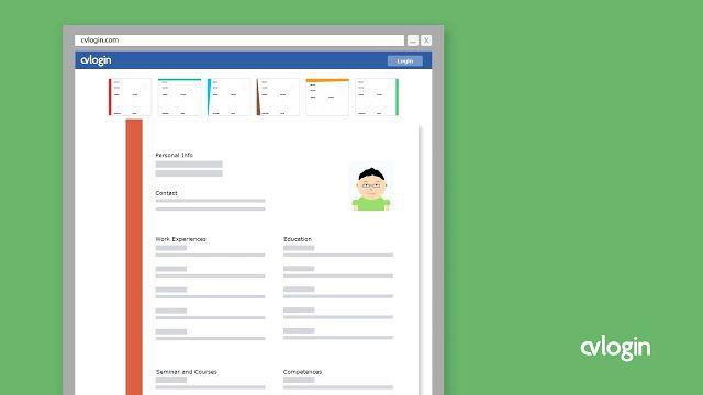 حوحو Cvlogin موقع يعتمد على أداة ذكية لتوليد سيرة ذاتية خاصة بك في دقائق قليلة Bar Chart Chart