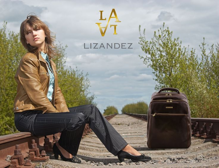Traveling the cities of the world! Style class and functionality come together in this luxury and spacious backpack.