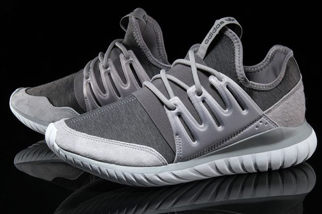 8fb4dd6309e1 Fleece Grey adidas Tubular Radial