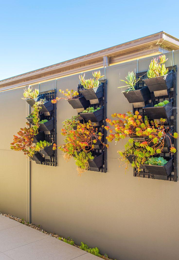 171 Best Boundary Walls Images On Pinterest Decks
