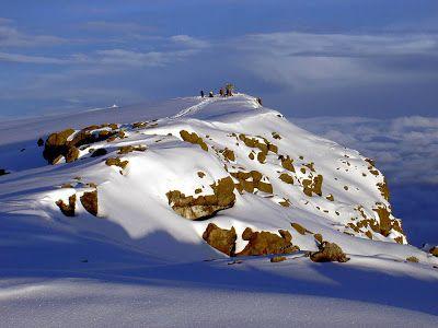 Monte Kilimanjaro - Tanzania