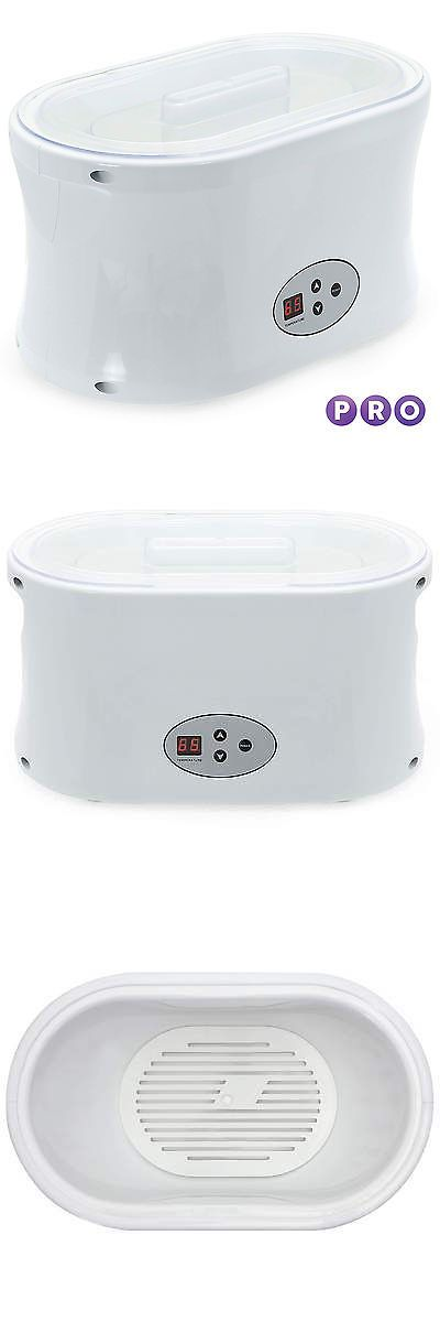 Spas Baths and Supplies: Spa Salon Hair Removal Hot Paraffin Wax Warmer Bath Therapy Machine -> BUY IT NOW ONLY: $56.79 on eBay!
