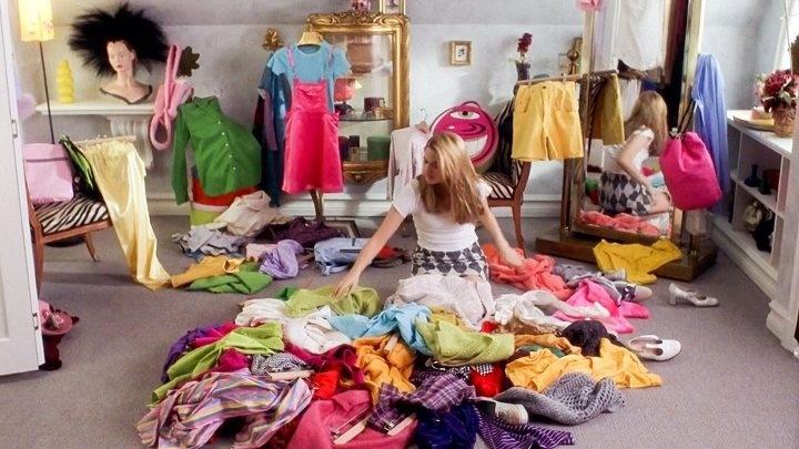 How To Organize Your Closet Like A Costume Designer Fashionista