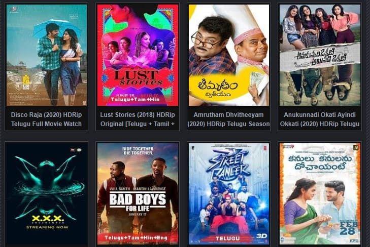 Movierulz Download Malayalam Tamil Telugu Hindi Dubbed Movies