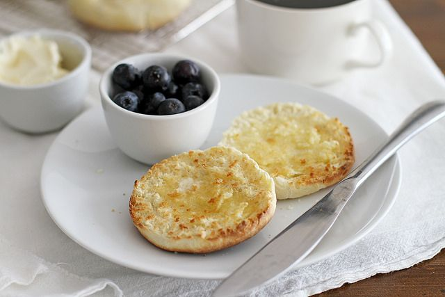 English Muffins | Girl Versus Dough