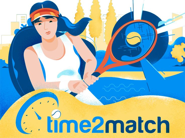 @Behance: \u201cTime2Match\u201d https://www.behance.net/gallery/53995937/Time2Match