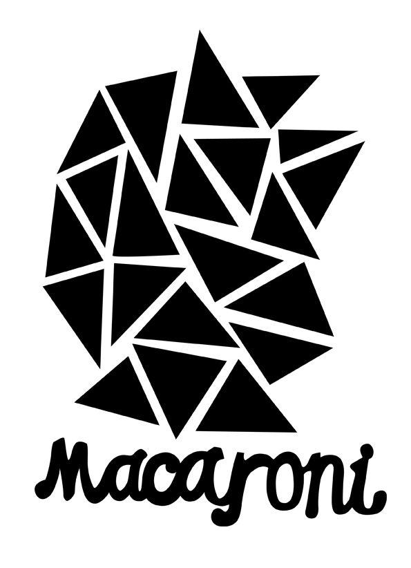 Macaroni man Print - Sharon Campbell Art Print / Illustration www.cargocollective.com/sharoncampbell