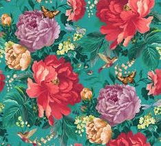 Dianthus Kingfisher is a big, bold wallpaper with and amazing floral motif. This wallpaper costs $475 per roll and is available at www.wallcandywallpaper.com.au