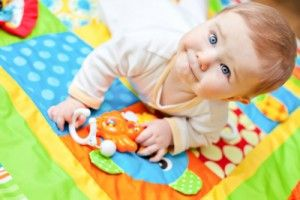 Activities for 8 Months - Babies Learn Through Play