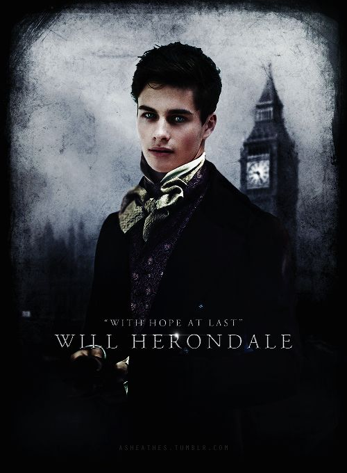 Will Herondale~exsists in my mind!!
