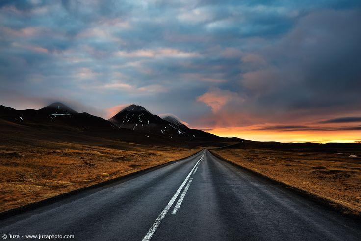 In rotta verso il Sud, Islanda - Foto scattata con α7S   Sito Web: www.juzaphoto.com