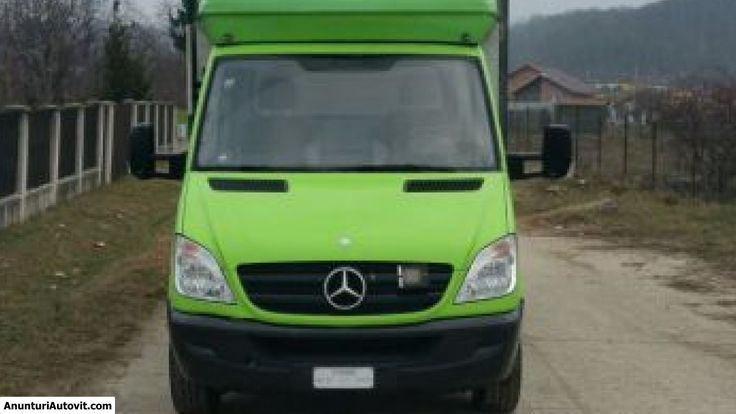 firma vand mercedes benz sprinter second hand diesel. Black Bedroom Furniture Sets. Home Design Ideas
