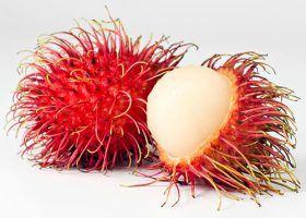 Rambutan, il litchi peloso