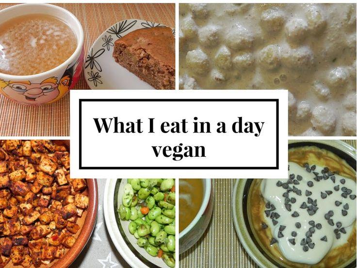 WHAT I EAT IN A DAY VEGAN #3 ita