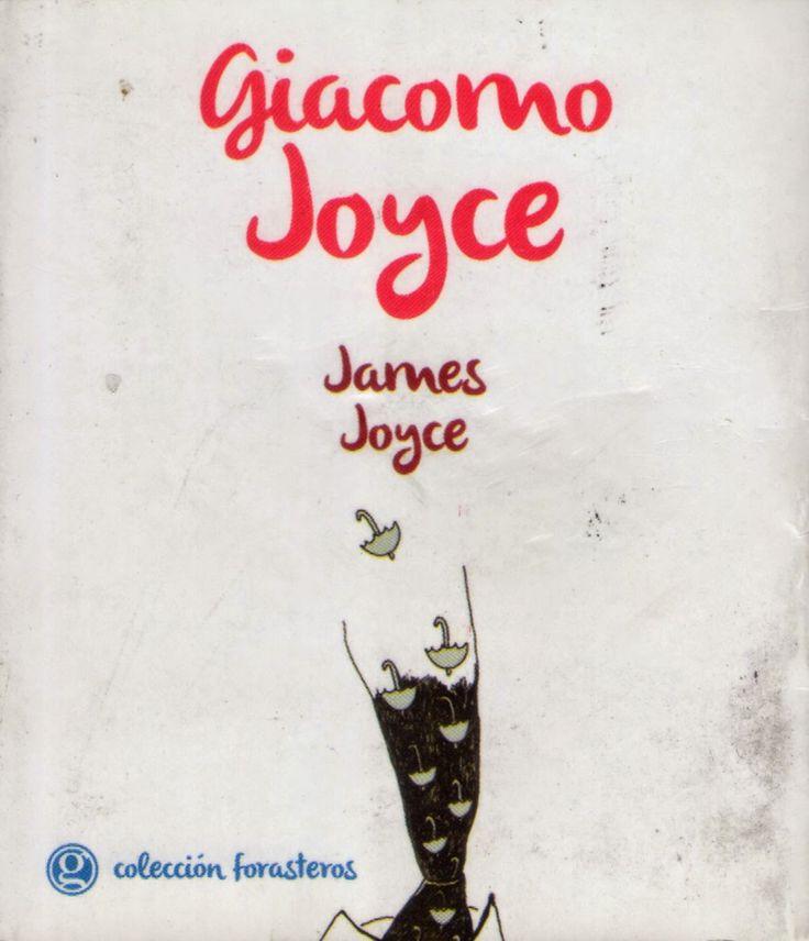 livros que eu li: giacomo joyce (over again)
