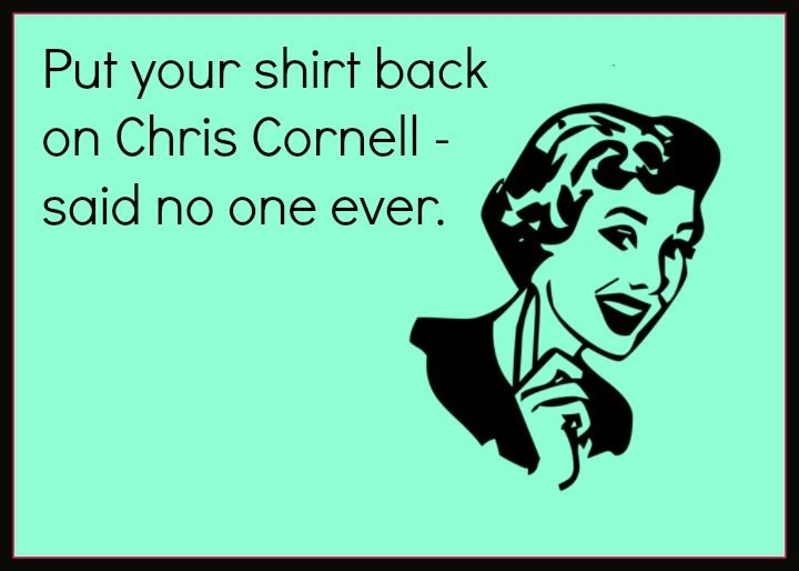 710 Best Images About Chris Cornell On Pinterest Pearl