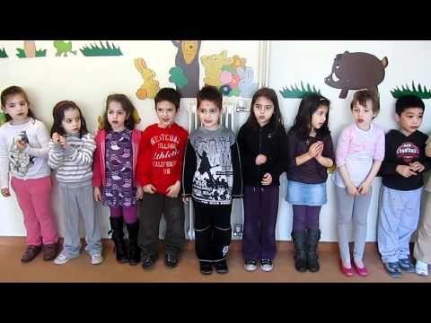Τραγούδι Νήπια ¨Το Πάσχα¨ - YouTube