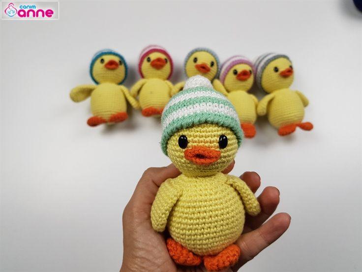 Amigurumi Minion Tarifi : 322 best yap images on pinterest crochet dolls amigurumi doll and