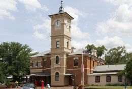 Cootamundra Post Office, built 1881