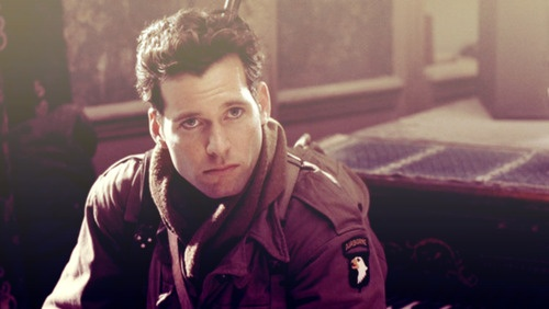 Eion Bailey as David Webster <3 The Last Patrol