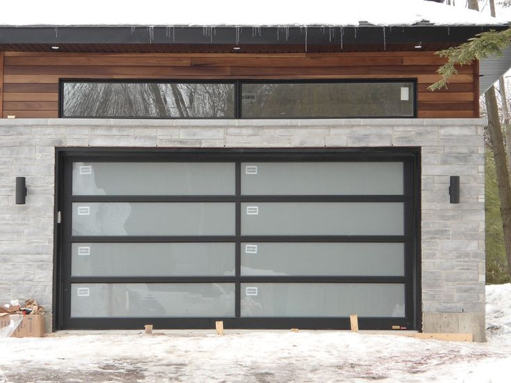 21 best Glamming Up the Garage - Black Doors images on Pinterest  Black doors, Black garage ...