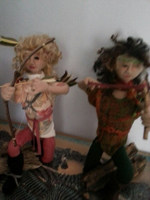 soft cloth dolls