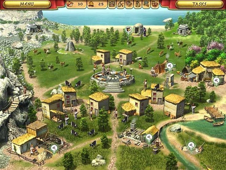 The Best Hidden Object Games You'll Find Online: Settlement. Colossus