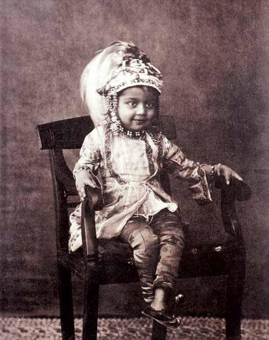 Princess Sultan Jahan Of Bhopal November 1862 India Royals