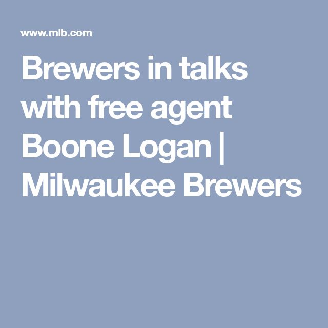 Brewers in talks with free agent Boone Logan | Milwaukee Brewers