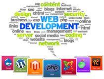 Website Development.  http://www.paramwebs.com/website-development