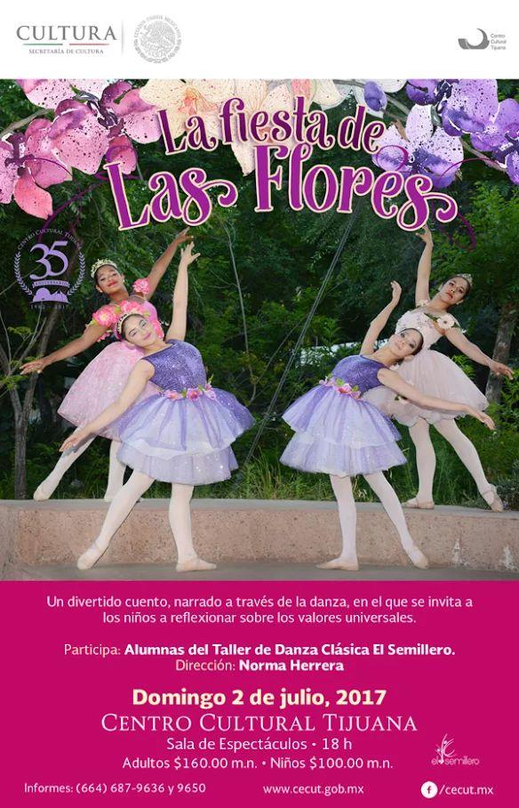 Un divertido cuento narrado a través de la danza, por las alumnas del taller de danza clásica El Semillero, dirigido por la Mtra. Norma Herrera.