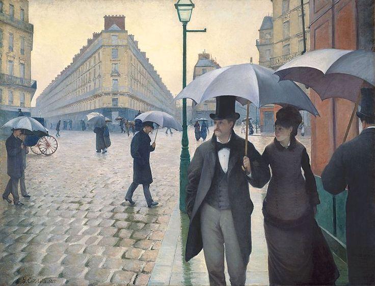 Impressionismi – Gustave Caillebotte