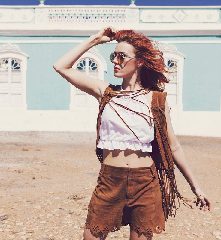 Najlepsze stylizacje blogerek [czerwiec], fot. vickywanka.com