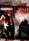 Bloodwood Cannibals/Wake the Witch [2 Discs] [DVD]