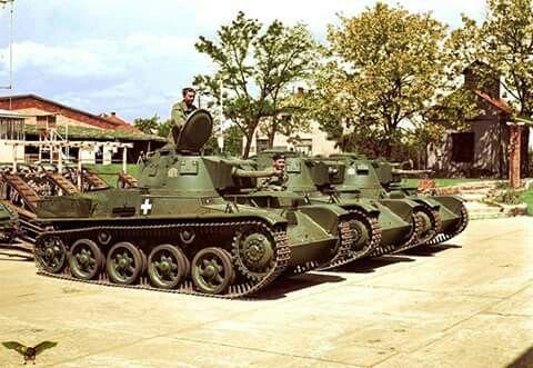 38M Toldi tanks