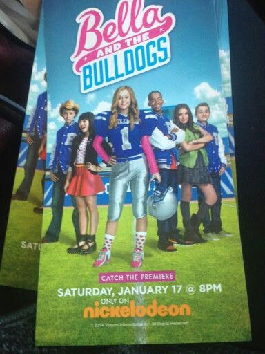 BELLA AND THE BULLDOGS IS ALMOST HERE!!!!