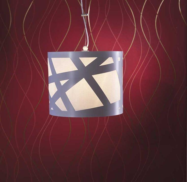 original geometric lamp for your home #original #lamp #home #obipolska #lampshade